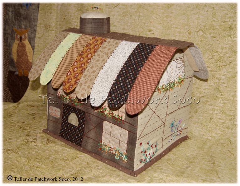 Patchwork soco rase una vez ca la montse - La casita del patchwork ...