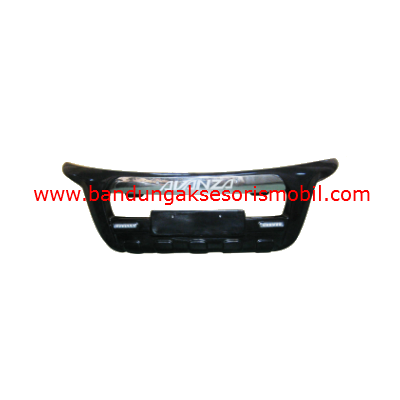 Bumper All New Avanza Veloz+Lampu Hitam Metalik