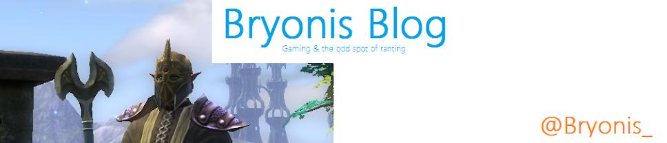 Bryonis Blog