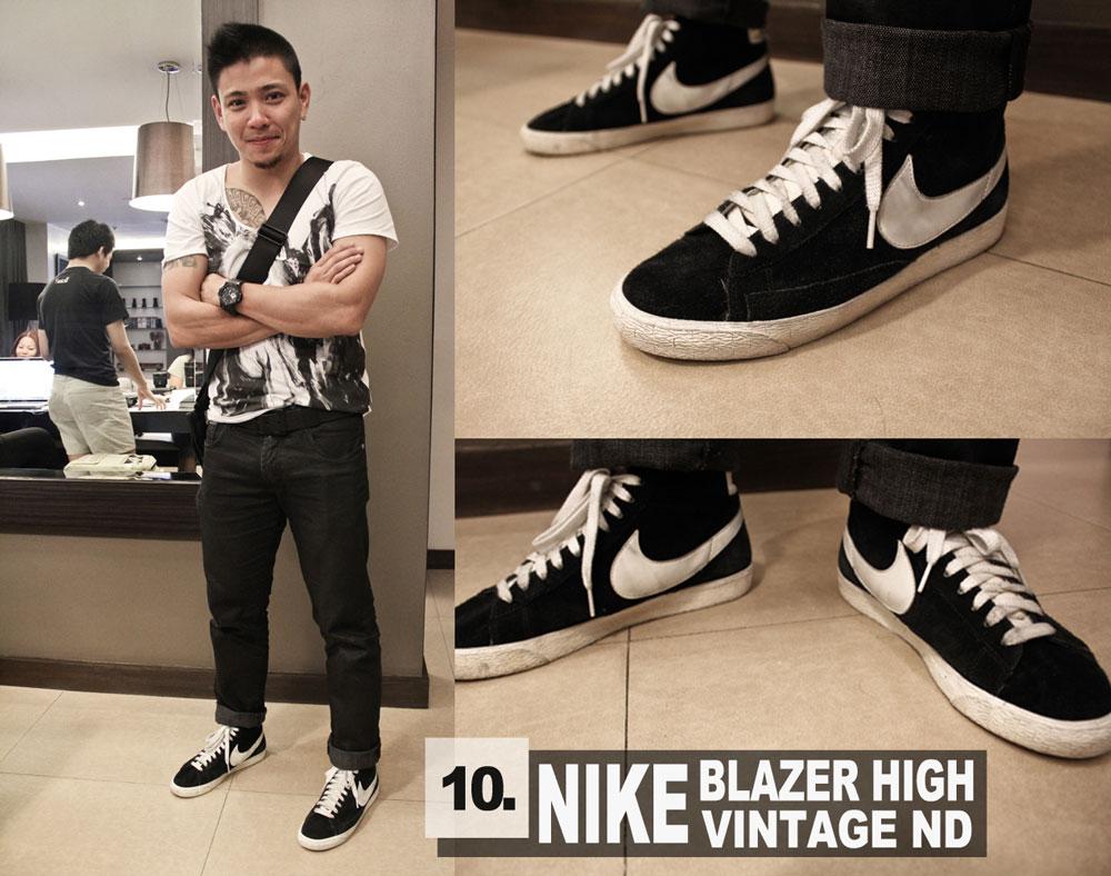 Nike Blazer High Vintage Nd