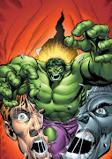 The return of the Green Hulk a classic moment in