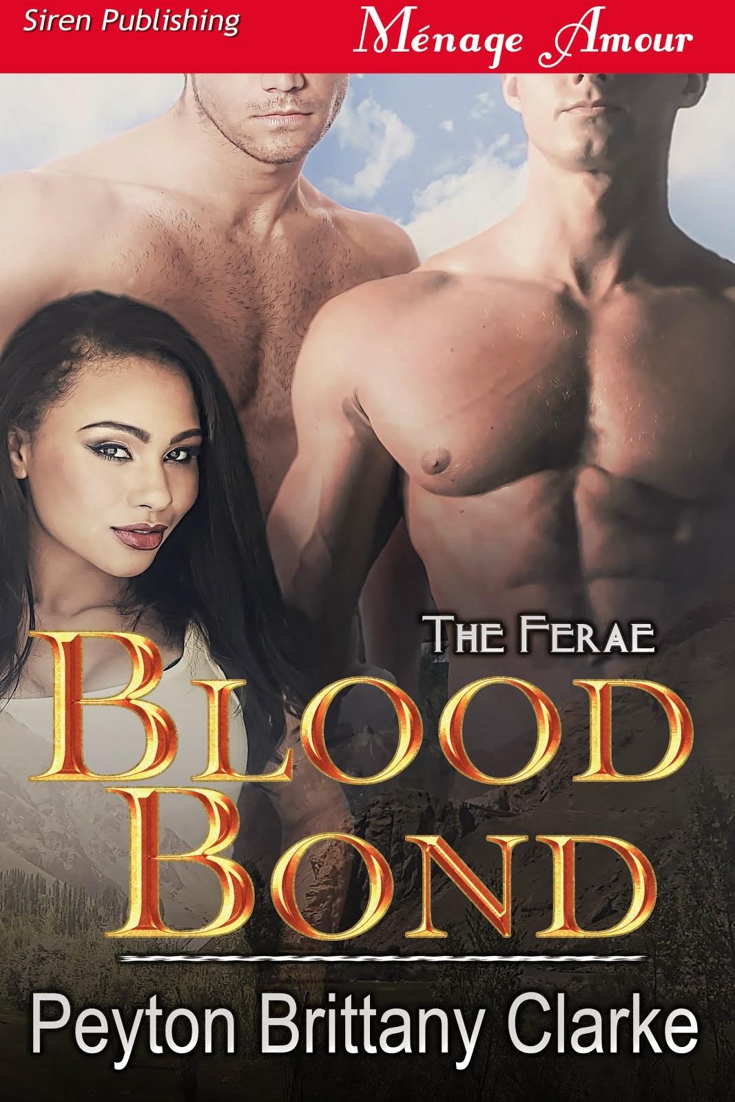 Blood Bond- The Ferae
