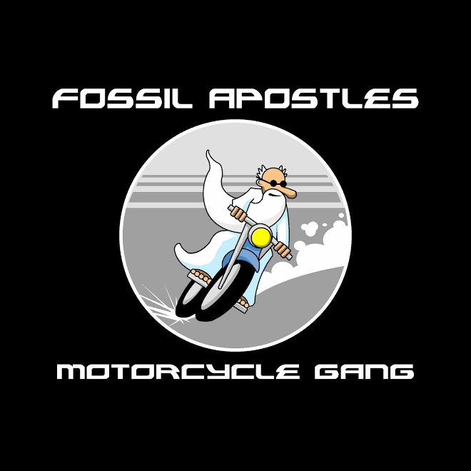 Fossil Apostles Motorcycle Gang