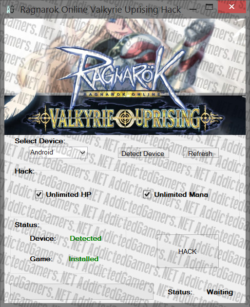 Download Hack Cheats Trainer Tool For Android Ios Ragnarok