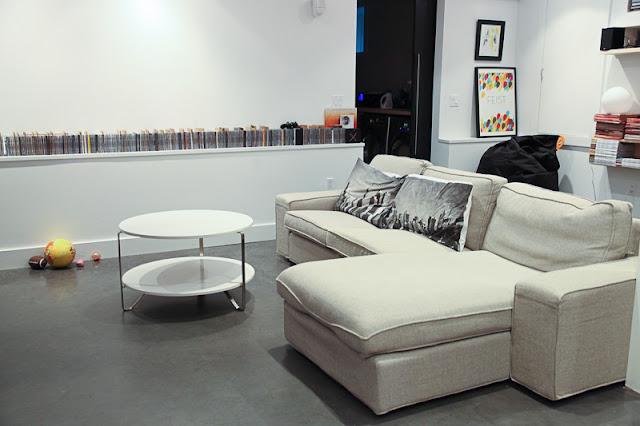 8footsix New Basement Coffee Table And Rug Shopping