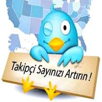 Twitter Takipçi Arttırma Siteleri