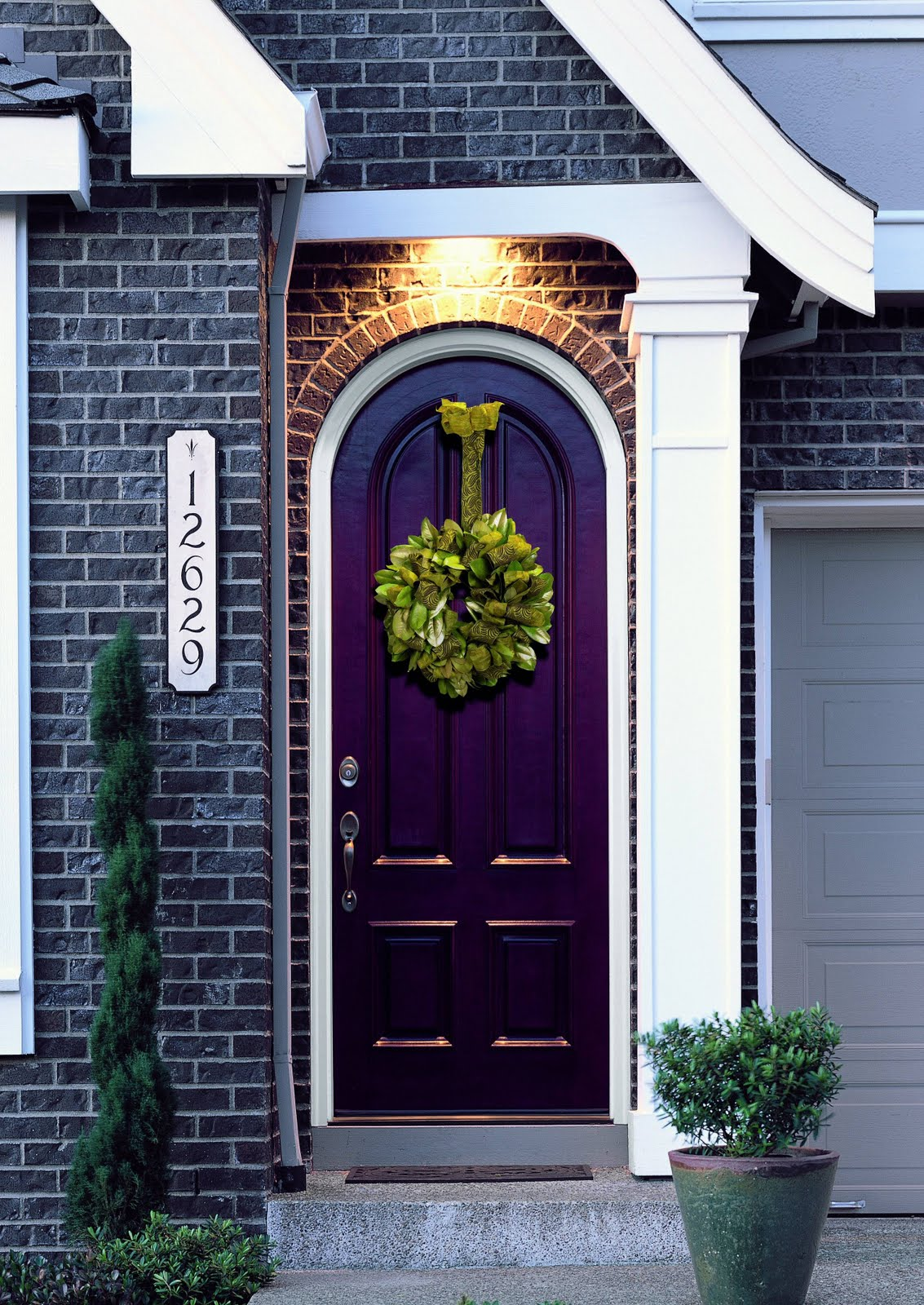 Charmant Good Like A Brightly Colored Front Door. Come On In! Stay Awhile.