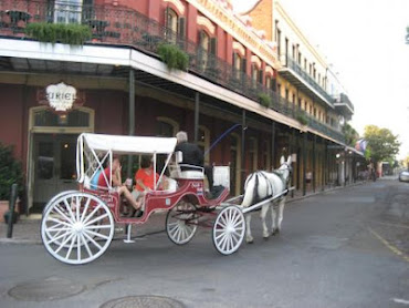 EXPEDITION NEW ORLEANS:  Jazz, Crawdads, Creole, Crab, the Caribbean & Mexico