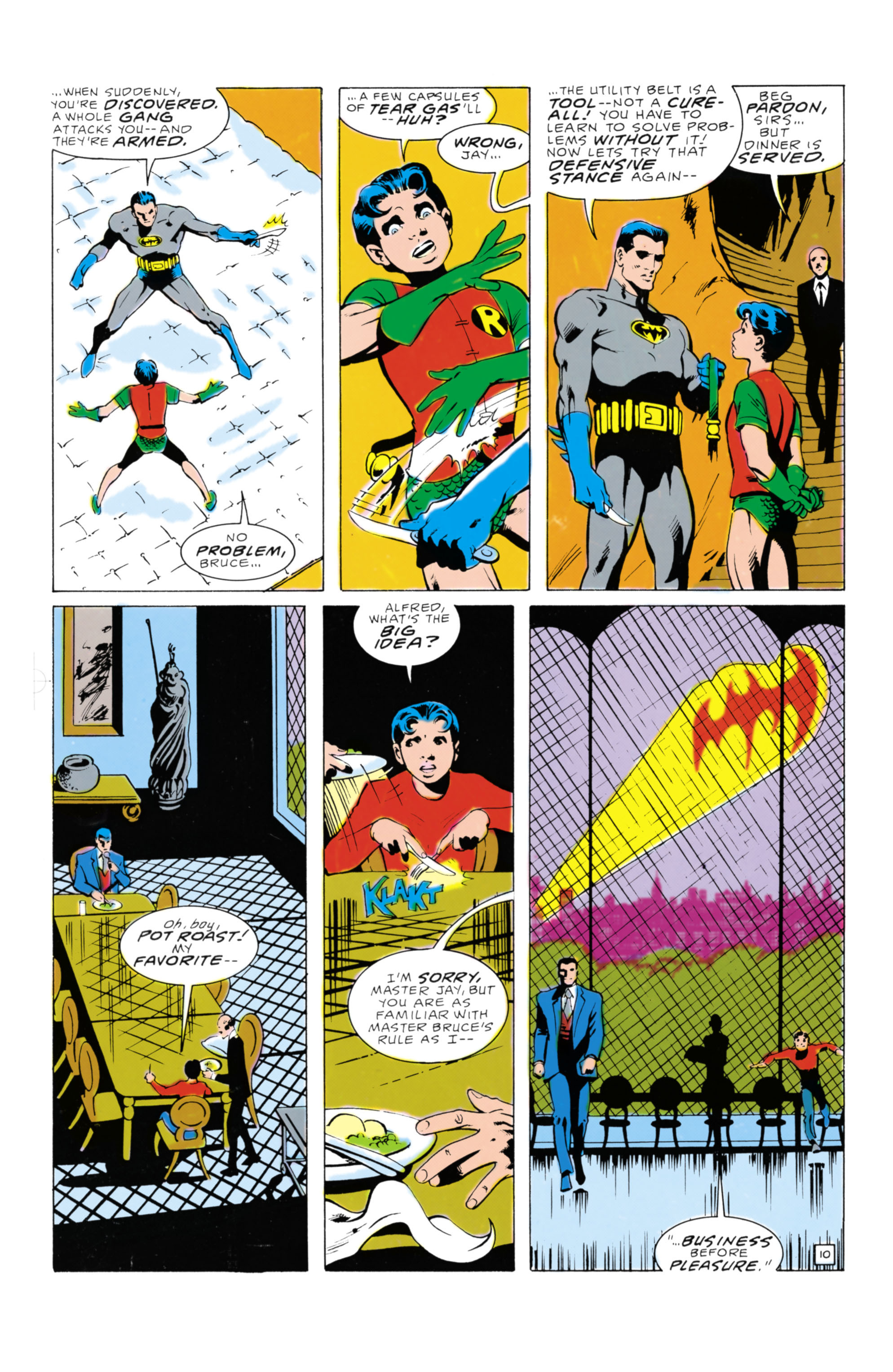 Detective Comics (1937) Issue #569 Page 11