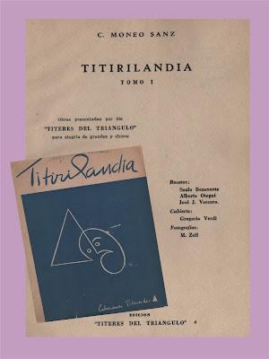 Libro Titirilandia