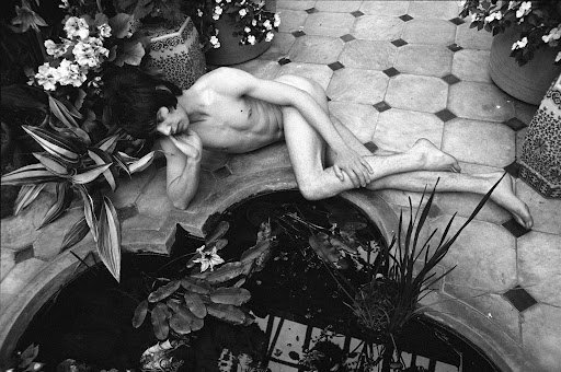 Cecil Beaton - Narcissus Reflected Fruitmarket Gallery Edinburgh