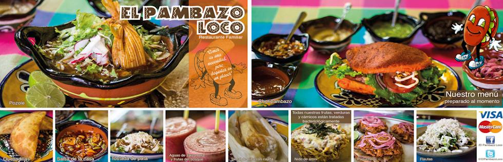 El Pambazo Loco | La mejor pozolería de México