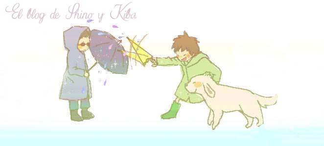 El blog de Shino y Kiba