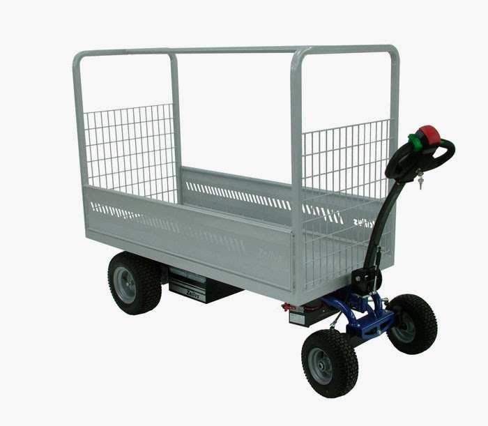 Electric Carts Zallys Made In Italy Quality