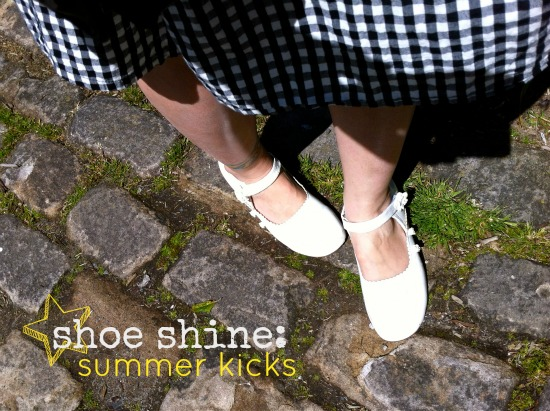 Shoe Shine: Summer Kicks