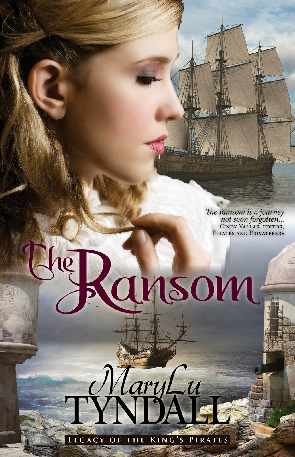 http://www.amazon.com/The-Ransom-Legacy-Kings-Pirates/dp/0991092120/ref=sr_1_3?ie=UTF8&qid=1399065223&sr=8-3&keywords=marylu+tyndall