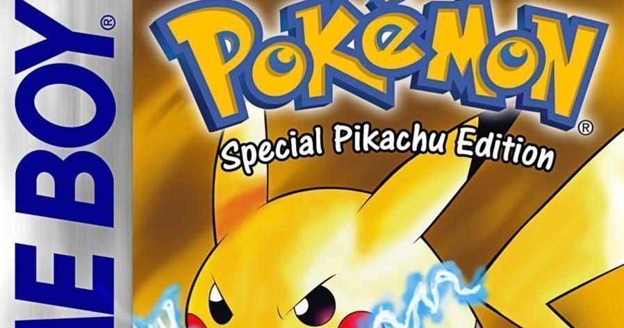 Pokémon Yellow ROM