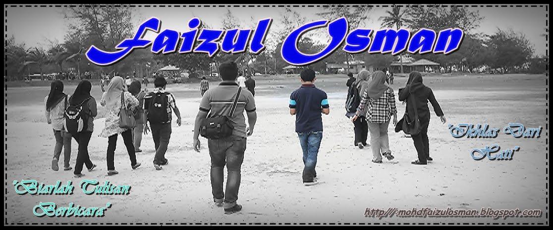 Faizul Osman