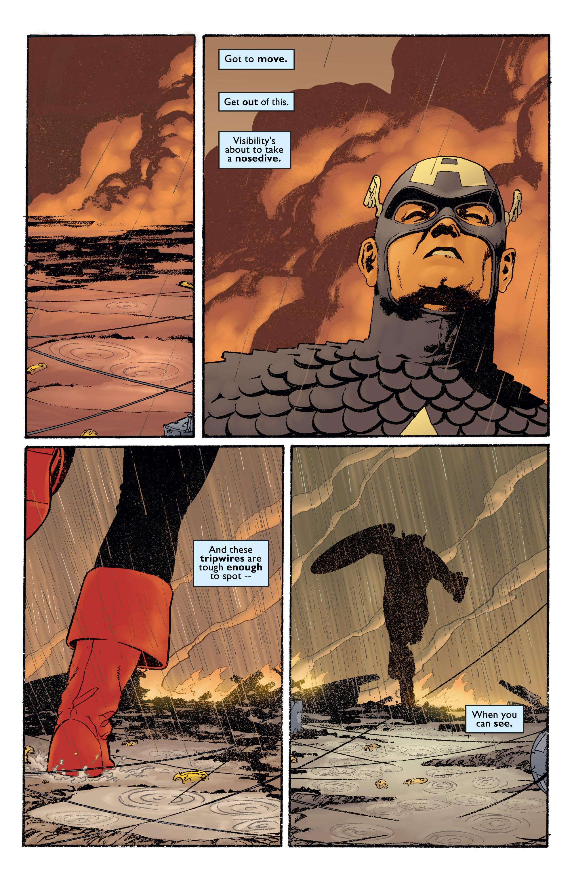 Captain America (2002) Issue #2 #3 - English 11