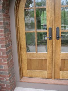 Custom, oak doors, huisman, concepts, ely, mn
