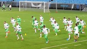 مباراة الجزائر وغينيا الودية اليوم 09/10/2015