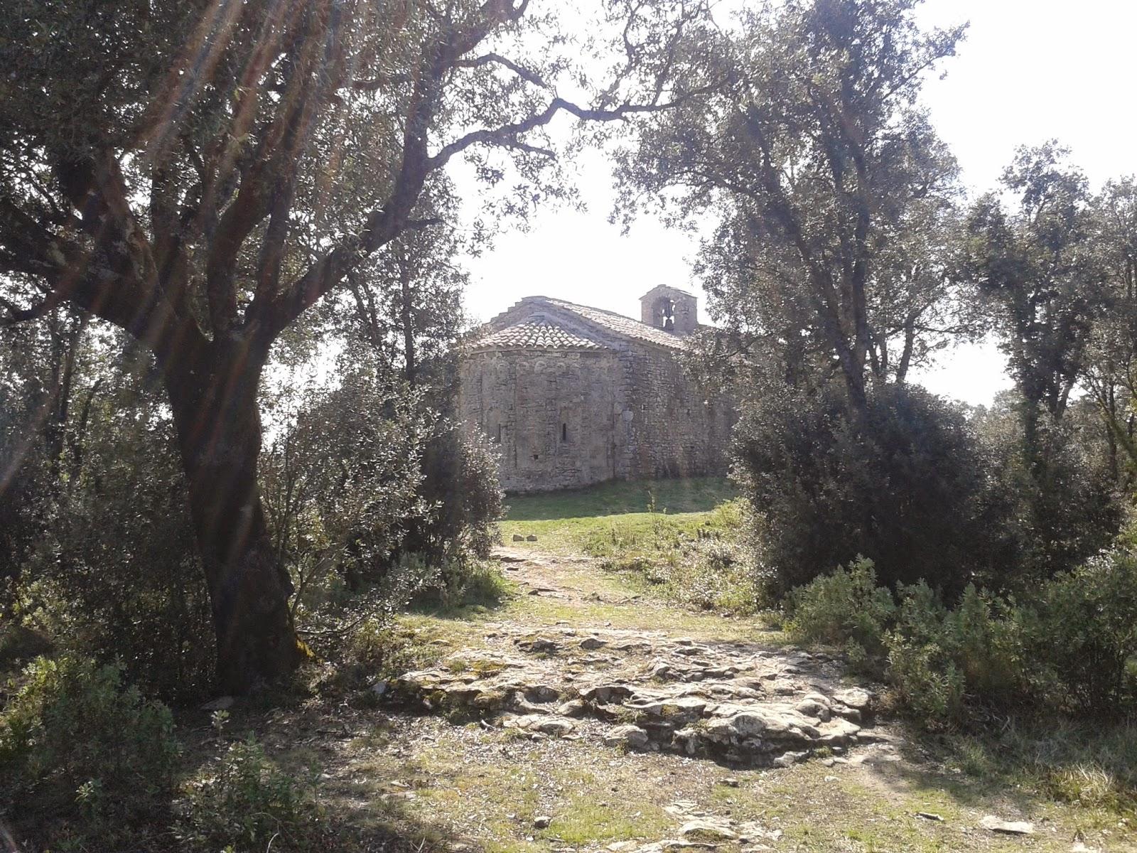 Sant Sadurní de Gallifa (El repte dels 100 cims)