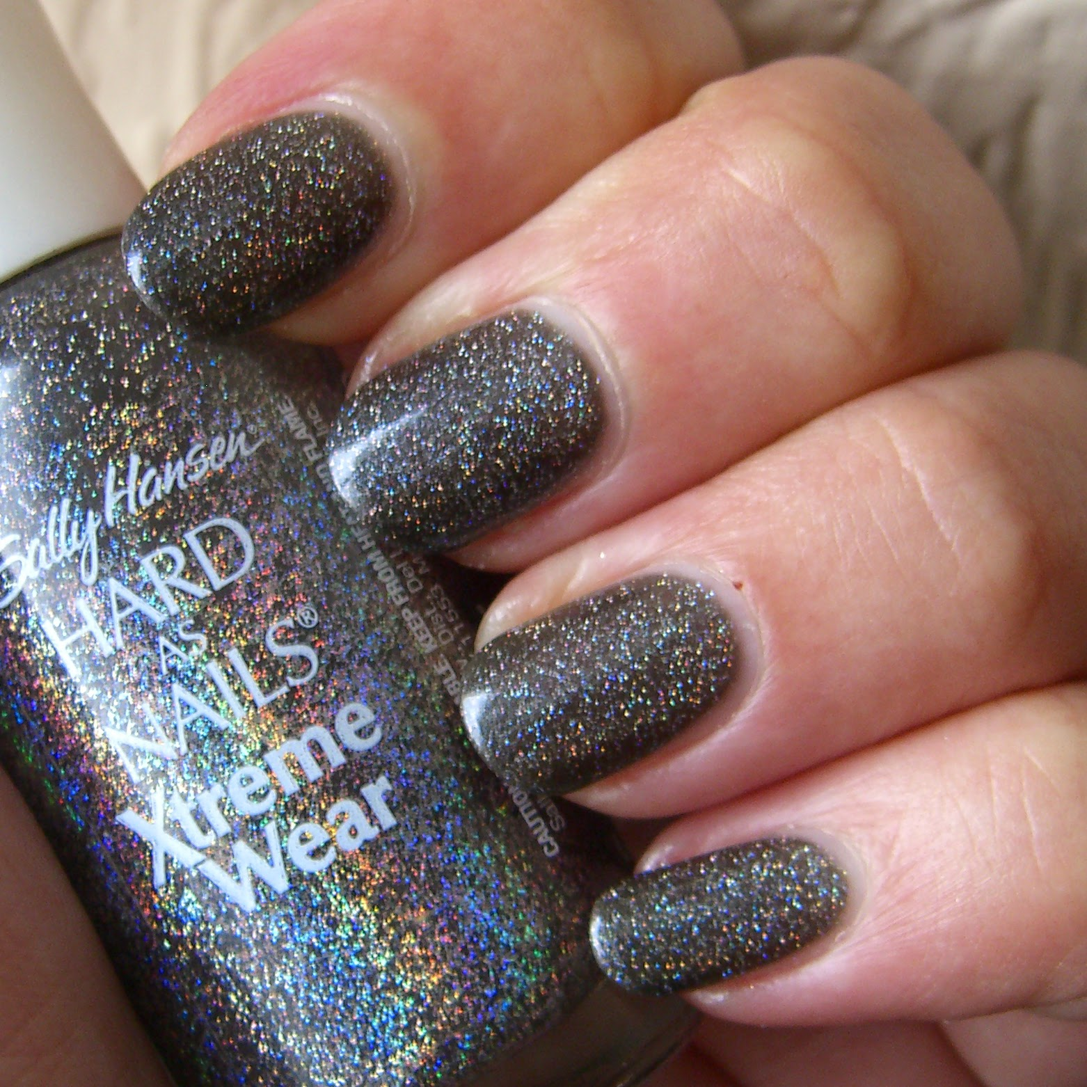 Polish, Plants & More....: Vintage Vault - Sally Hansen - Night Lights