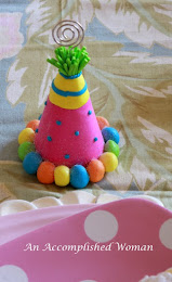 Birthday and Polka Dots