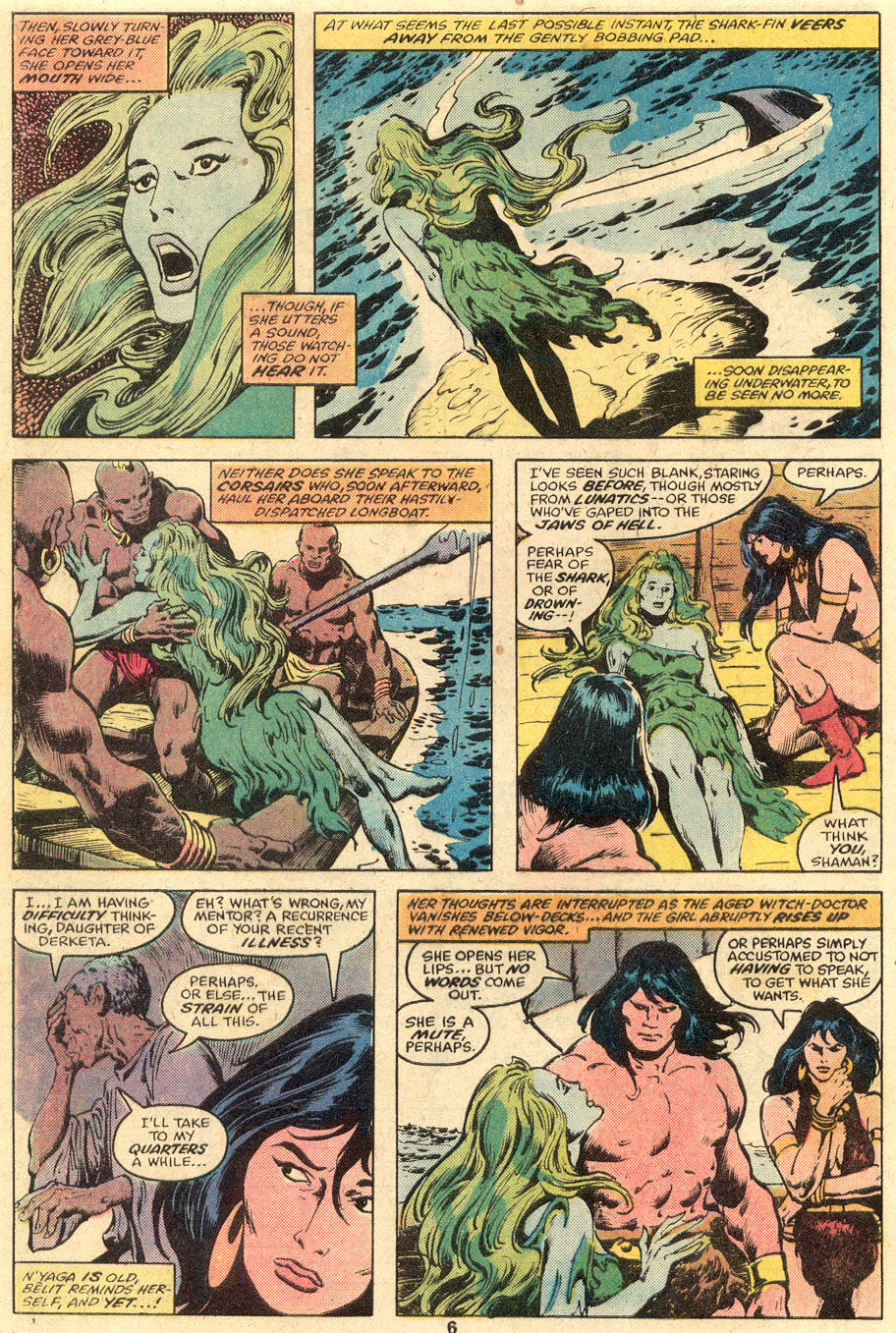 Conan the Barbarian (1970) Issue #98 #110 - English 5