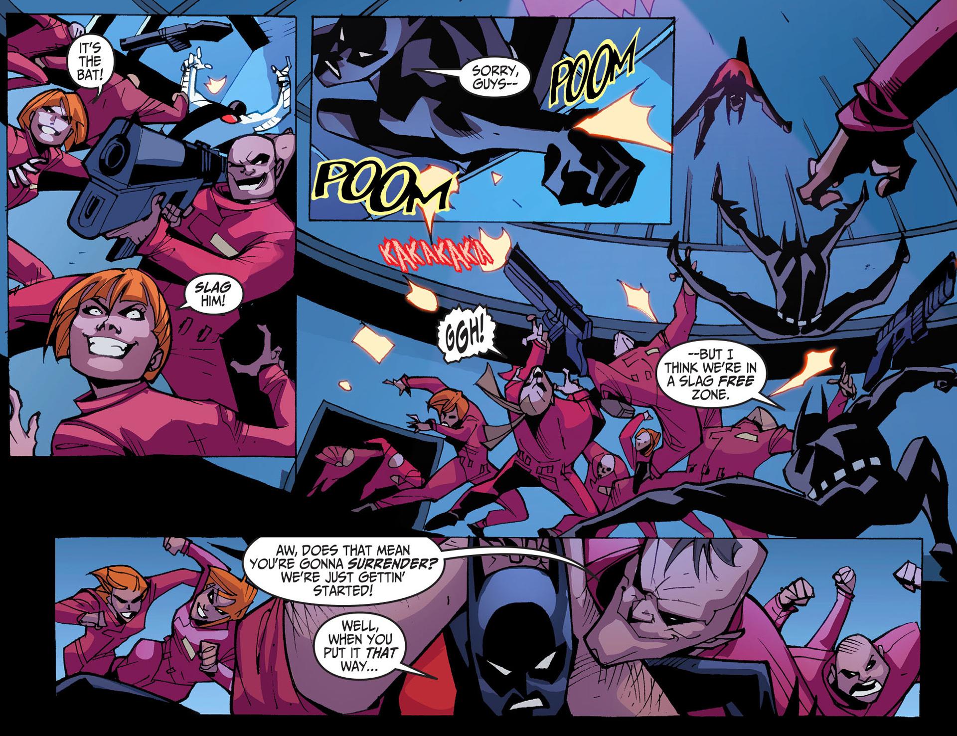 Batman Beyond 2.0 #3 #38 - English 7
