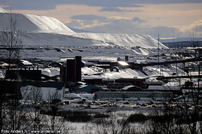 gruvan Kiruna