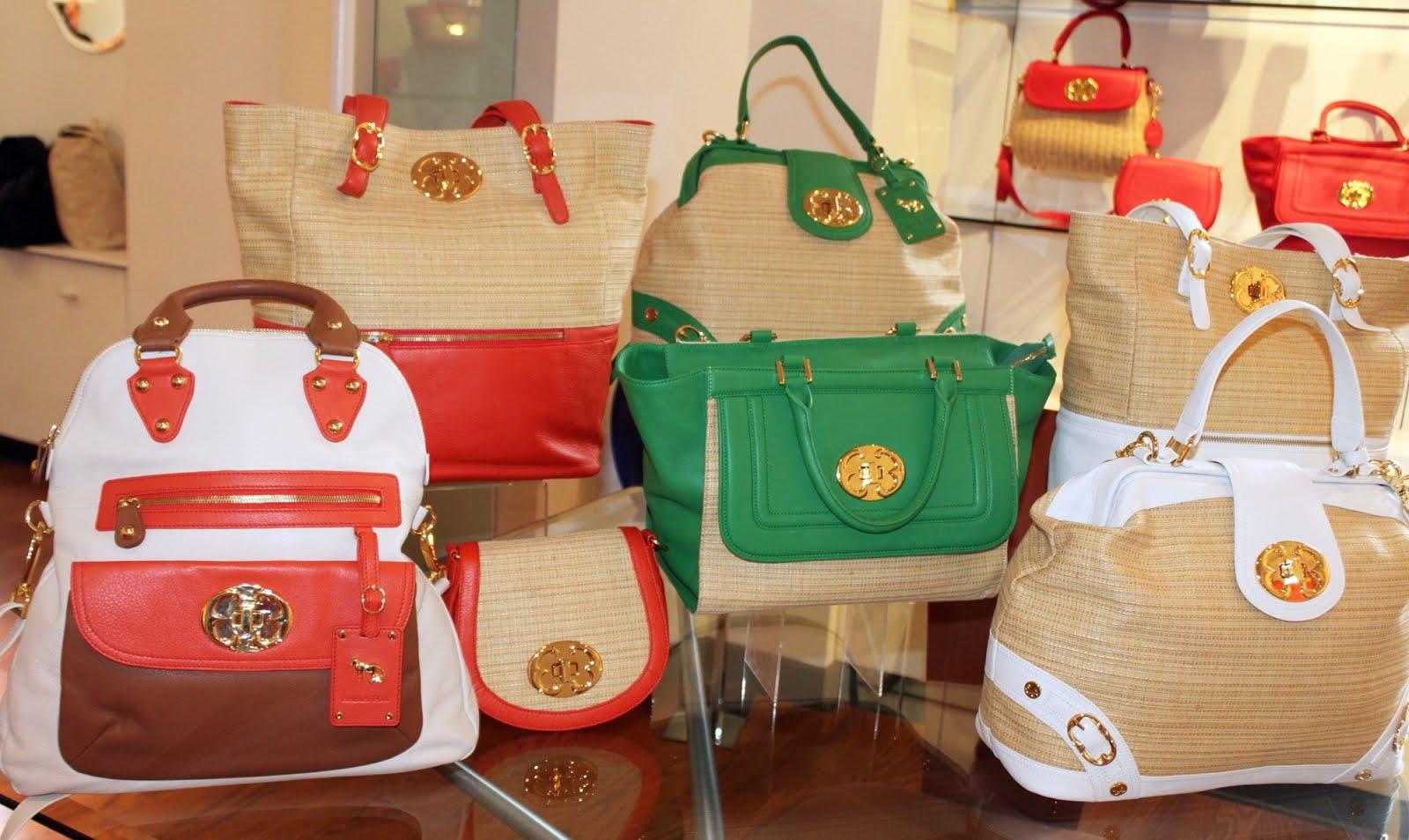 Emma Fox Spring 2017 Handbag Collection