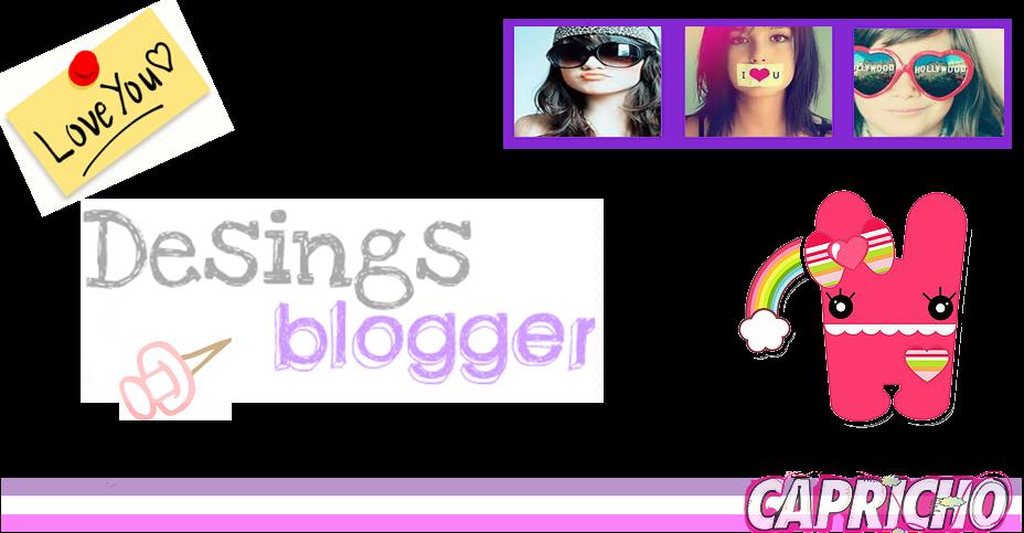 Desing blogger