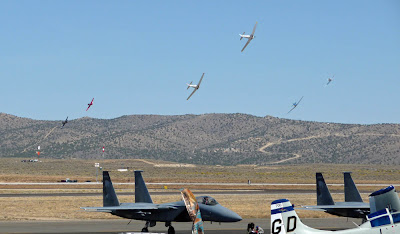 "Reno Air Races are a ""Go"" for 2012"
