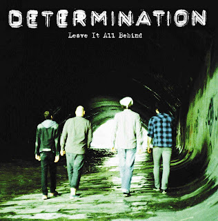 DETERMINATION - Leave It All Behind  LP