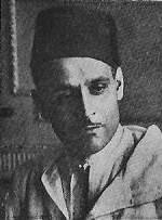 El ajedrecista Dris Ben Abud Abdesalan