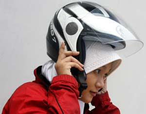 Tips Bagi Ladies Bikers Berjilbab