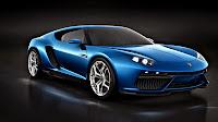 Lamborghini Asterion Elektrikli Hibrit Otomobil HD Resimleri