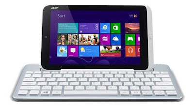 Acer Iconia W3: Tablet Windows 8 Pertama dengan Layar 8 Inci
