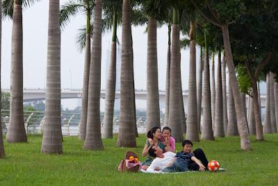 Green Paradise by Saigon River side - Apartment4U