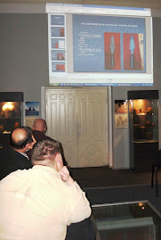 Aspecte de la Sesiunea anuală de Comunicări, Muzeul de Istorie din Piatra Neamţ, 3-4.XI.2011...