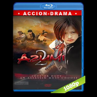 Azumi 2 Princesa Guerrera (2005) BRRip Full 1080p Audio Dual Castellano-Japones 5.1