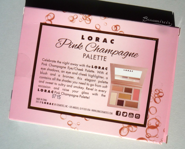 Lorac Pink Champagne Palette: Photos, Swatches, First Impressions