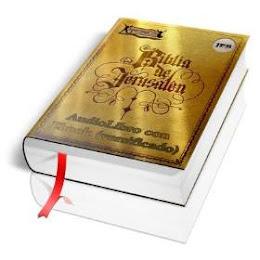 Santa de Biblia de Jerusalen
