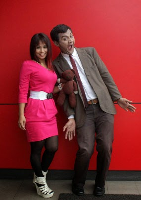 [FOTO] VICO RACHMAN MR BEAN VS MURNIATI MENIKAH 2014 Vico Rahman Menikah Pakai Baju Mr. Bean