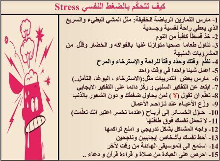 كيف تتحكم بالضغط النفسي (Stress) Publication1