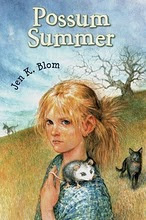 POSSUM SUMMER by Jen K Blom
