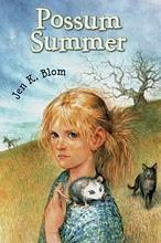 POSSUM SUMMER by Jen K Blom