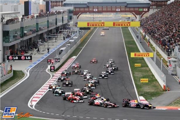 GP de Corea 2011: Red Bull campeón del mundo de constructores