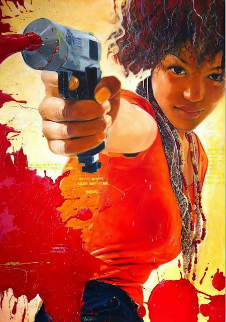 mujeres-africanas-pinturas-bonitas